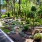 Сад в центре заботы «Лепель»