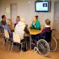 Персонал в пансионате для пожилых людей «Федоровский пансион»