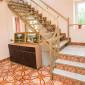 Безопасные лестницы в пансионате «Уральские просторы»