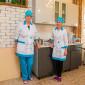 Персонал пансионата «Уральские просторы»