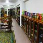 Библиотека в санатории «Алатау»