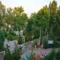 Территория санатория «Алтынай» (Сарыагаш)