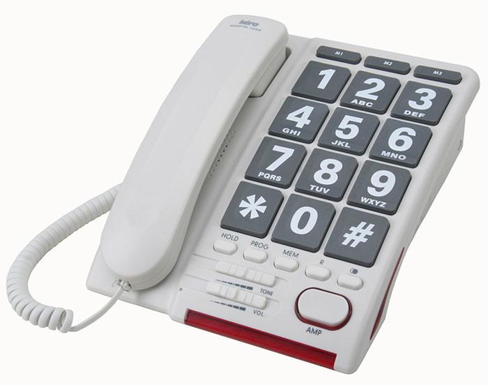 Телефоны для слабослышащих людей - лучшие модели 2017 года