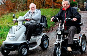 Электроскутер для инвалидов и пожилых людей - как выбрать?