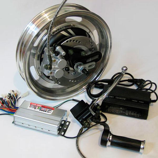 Набор для самостоятельного изготовления электроскутера