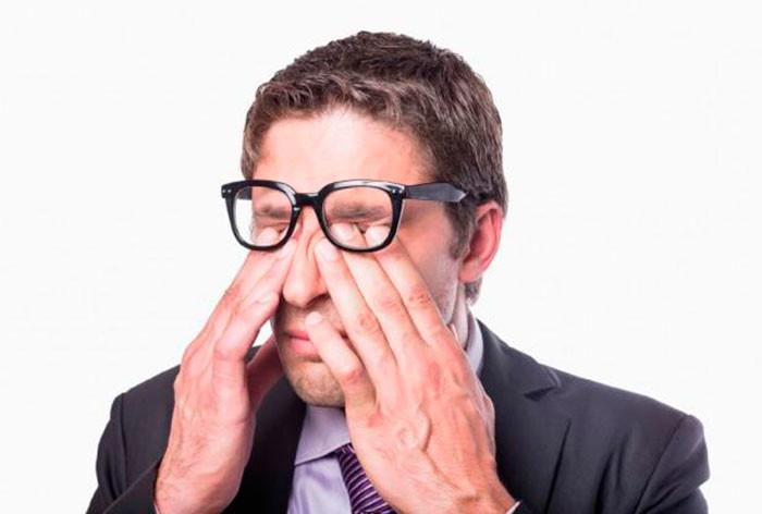 Астенопия или почему устают глаза?