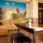 Кухня в пансионате для престарелых и инвалидов «Добрые руки» (Метелево)
