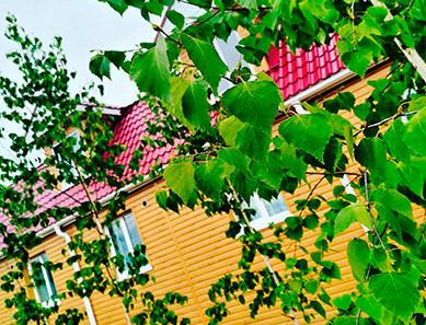 Пансионат для пожилых «Сосновый бор» (Иркутск)