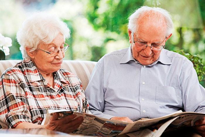 Оптимальный режим дня для пенсионеров
