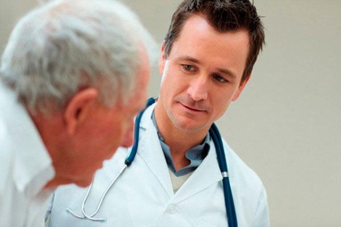 Диагностика увеличения мошонки у пожилых
