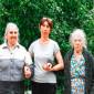 Постояльцы в пансионате для пожилых «Теплые беседы» в Люберцах