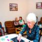 Рисование в доме престарелых «Мытищи»