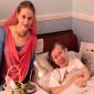 Гости в пансионате для пожилых и инвалидов в Балашихе