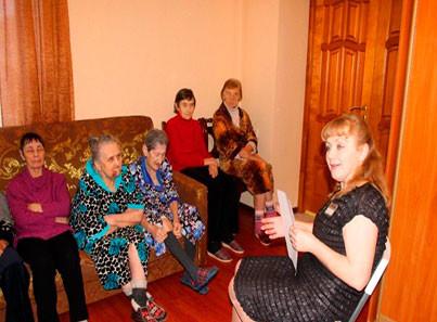 Дом интернат для престарелых и инвалидов черкесск