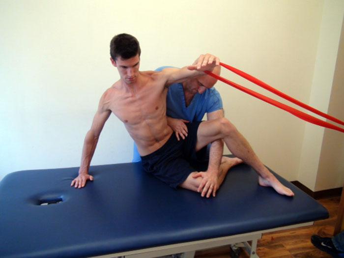 Упражнения для восстановления подвижности в методике Войта