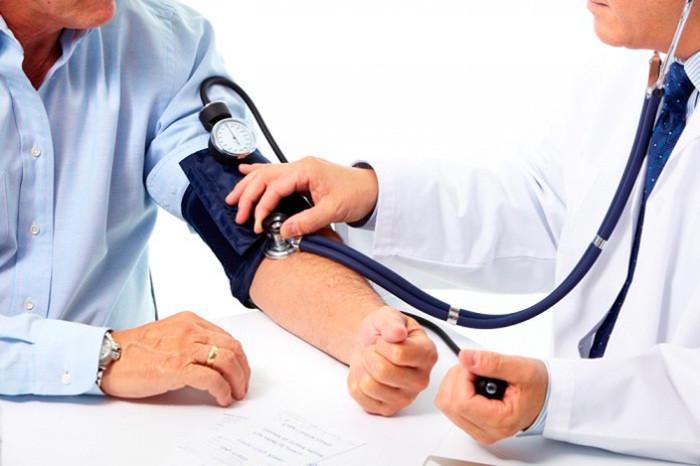 Артериальная гипертензия у пожилых людей: симптомы и лечение
