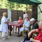 Досуг жителей в пансионате для пожилых людей «Золотая Осень» (Черновцы)