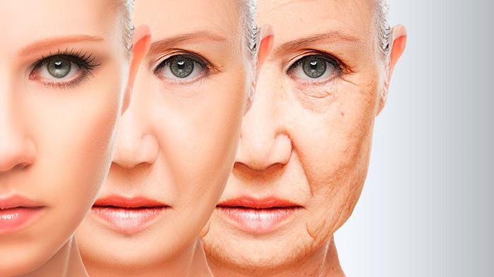 Процесс преждевременного старения организма