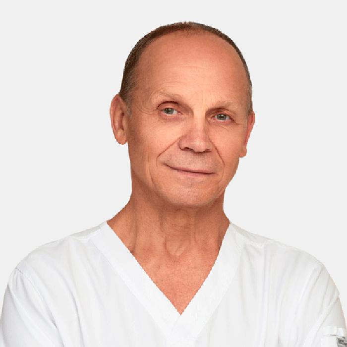 Александр Огулов - основоположник висцеральной терапии