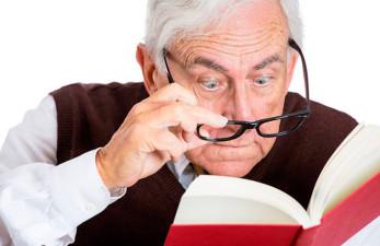 Близорукость в пожилом возрасте - причины и лечение