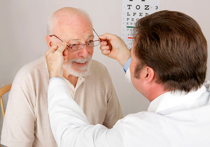 Подбор очков для устранения близорукости