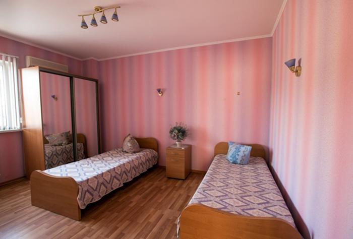 Номер постояльцев в доме престарелых «Золотая осень» (Одесса)