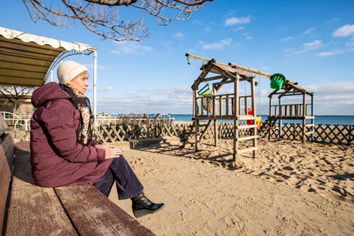 Отдых у моря в пансионате для пожилых «Золотая осень» (Одесса)