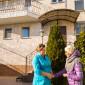 Персонал в доме престарелых «Золотая осень» (Одесса)