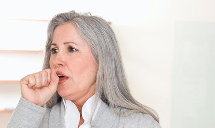 Хронические неспецифические заболевания легких у пожилых людей