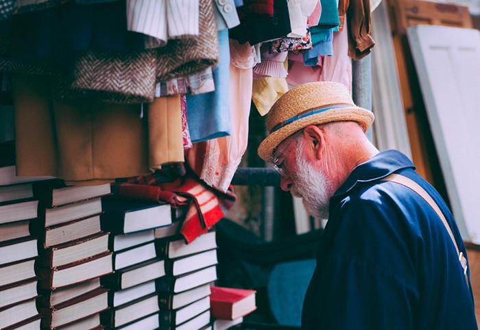 Книги для пожилых людей - проверенный временем ТОП