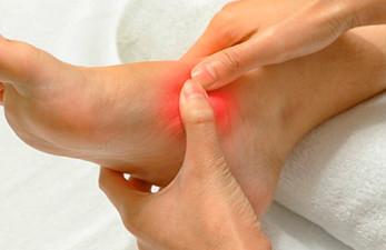 Бурсит голеностопного сустава: симптомы и лечение опасной патологии