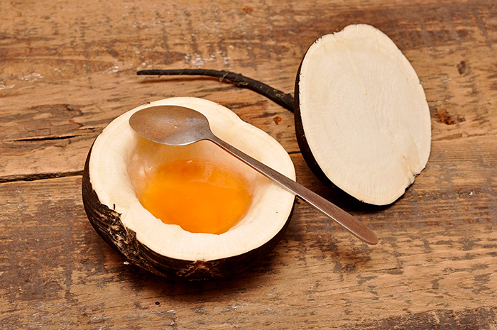Редька для лечения бурсита голеностопного сустава