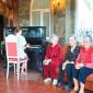 Урок музыки в пансионате для пожилых «Теплые беседы» Зеленоград-2
