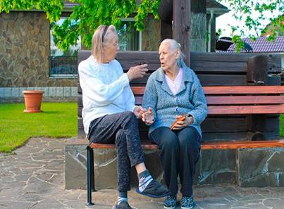 Уход за пожилыми людьми на дому спб