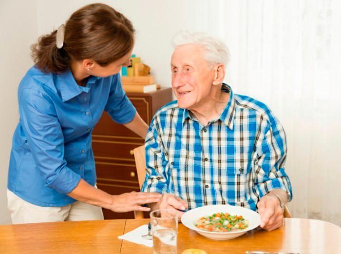 Как оформить опекунство над пожилым человеком деменцией