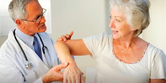 Диагностика перелома плечевого сустава в пожилом возрасте