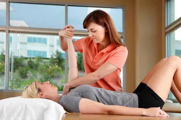 Реабилитация после перелома плечевого сустава