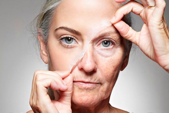 Процесс старения женщин