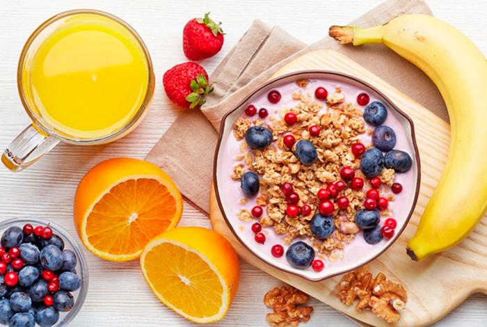 Правильное питание поможет предотвратить преждевременное старение кожи