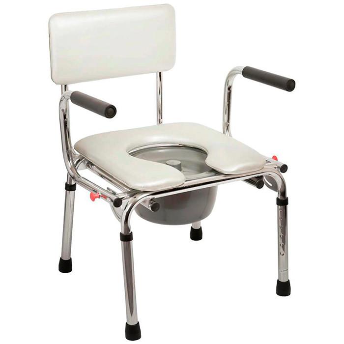 Кресло-туалет для пожилых людей и инвалидов: самые популярные модели