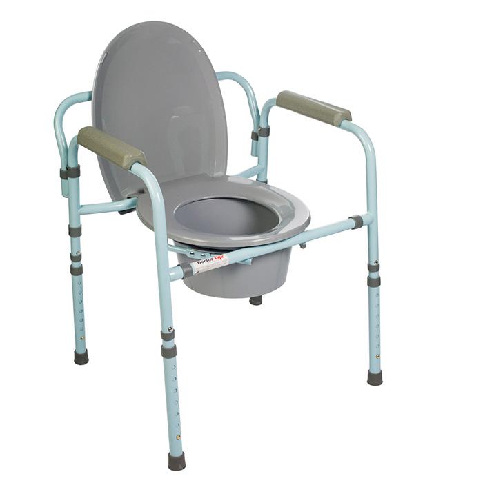 Кресло-туалет Dr.Life 10595