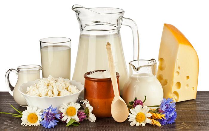 Молочные продукты питания уменьшают риск образования сердечных отеков