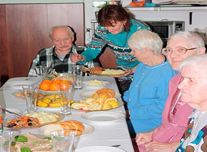 Дом интернат для престарелых и инвалидов ваупшасова