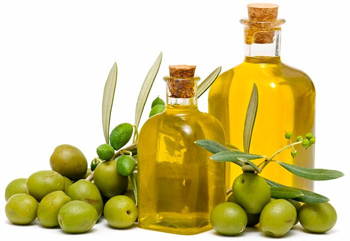 Маски содержащие оливковое масло эффективны от дряблой коже на шее