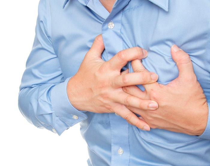 Сердечная недостаточность - одно из противопоказаний при приеме почечного чая
