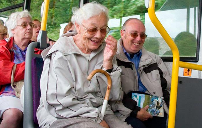 Льготы на проезд в общественном транспорте для пенсионеров в Москве в 2018 году