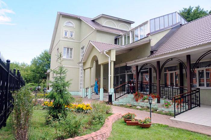 Дом-интернат для пожилых «Дом доброты»