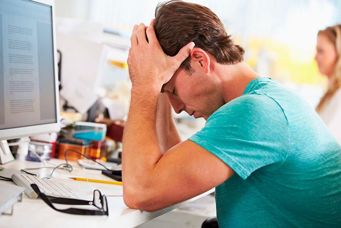 Сильные болевые ощущения при гипертонии