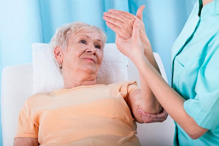 Диагностика причин мышечной слабости в пожилом возрасте