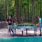 Настольный теннис в санатории «Старая Русса»